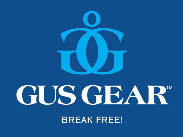 gus gear logo feature