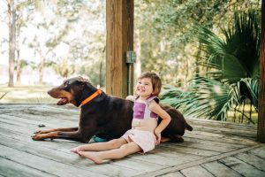 Pets Can Reduce Stress for Medically Complex Children
